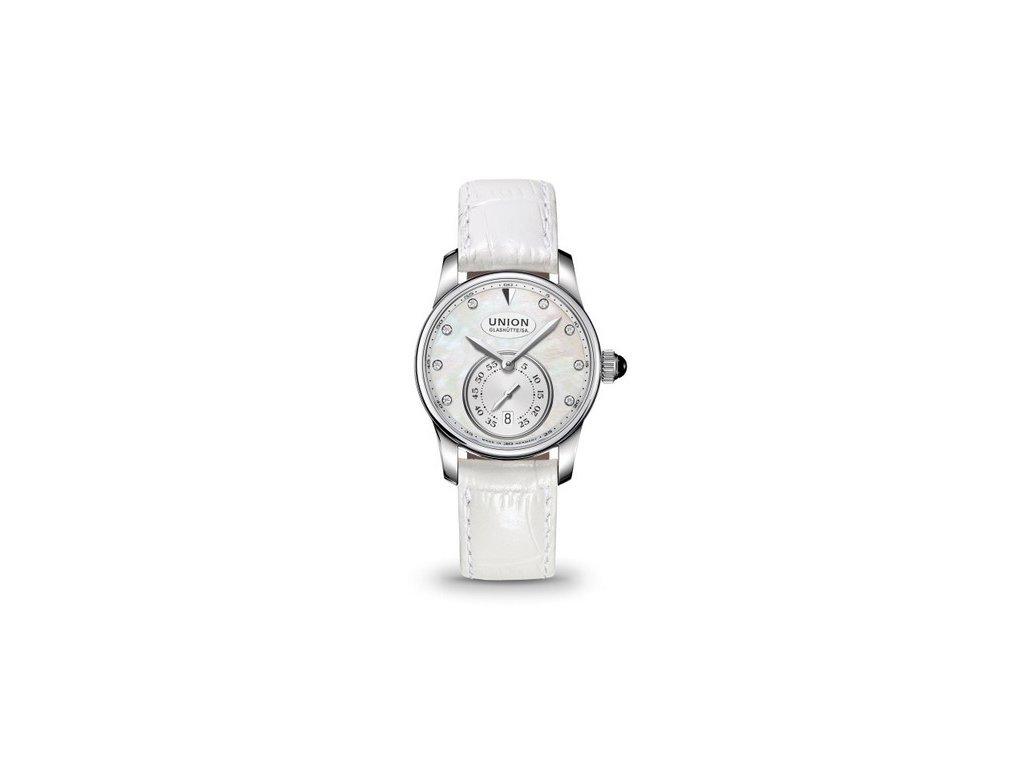 Union Glashütte hodinky D004.228.16.116.00