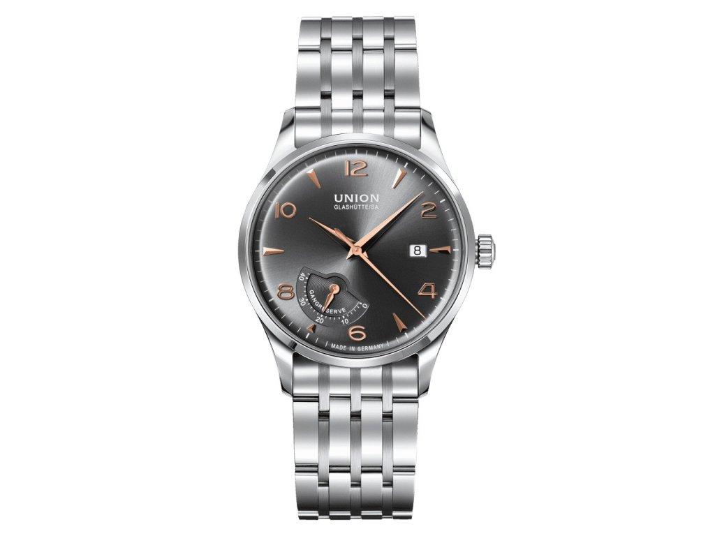 Union Glashütte hodinky D005.424.11.087.01