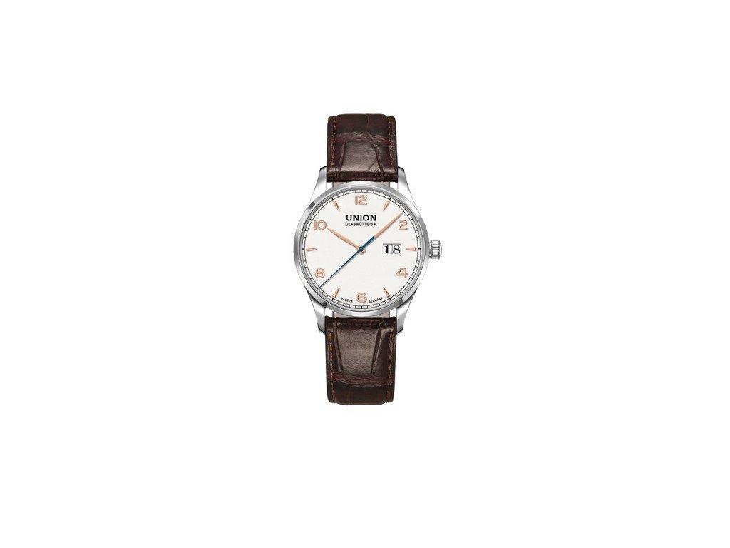 Union Glashütte hodinky D005.426.16.037.01