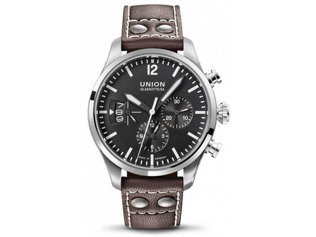 Union Glashütte hodinky D009.627.16.057.00