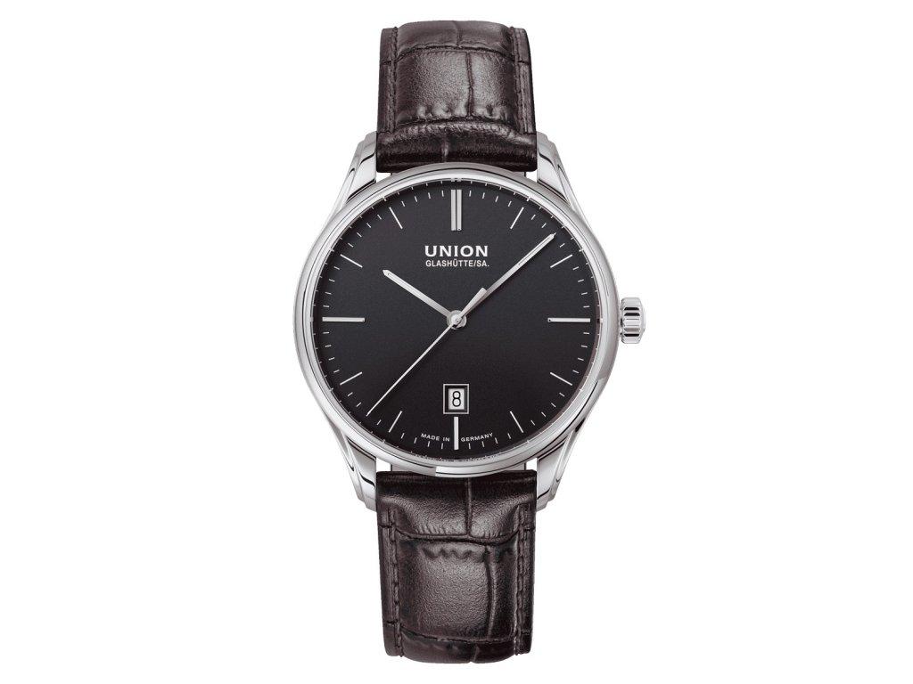 Union Glashütte hodinky D011.407.16.051.00