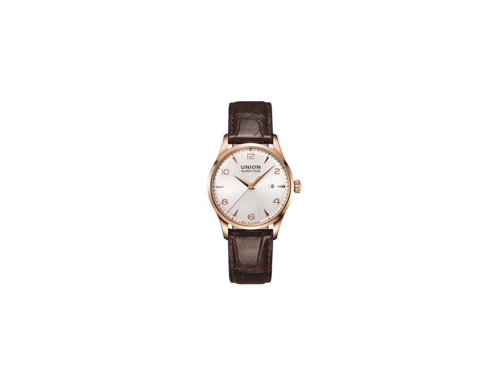 Union Glashütte hodinky D900.407.76.037.01