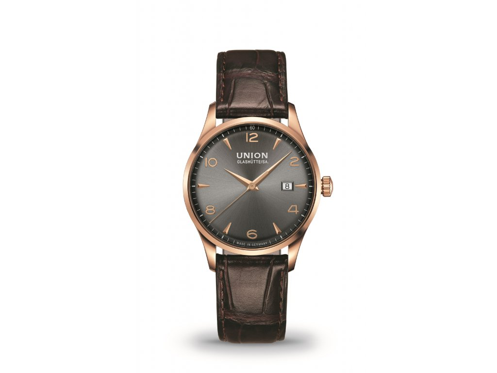 Union Glashütte hodinky D900.407.76.087.09