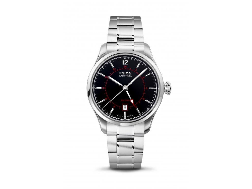 Union Glashütte hodinky D009.429.11.057.02