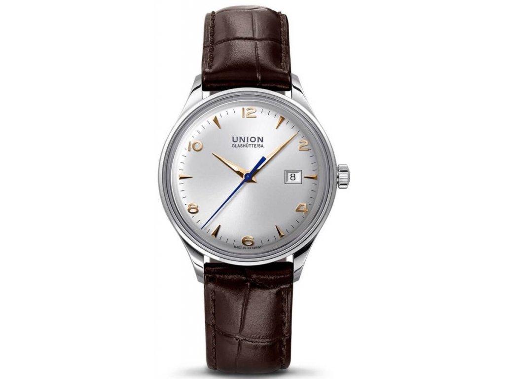 Union Glashütte hodinky D012.407.16.037.01