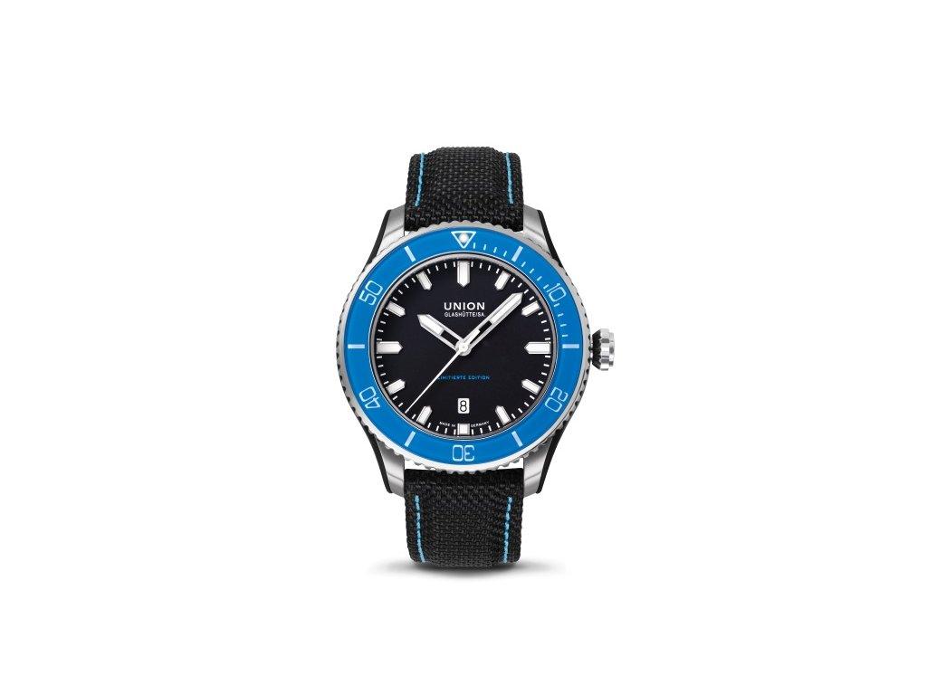 Union Glashütte hodinky D009.907.28.057.09