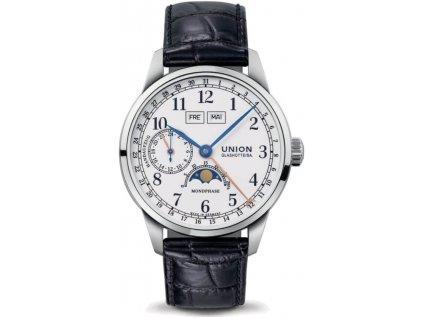 Union Glashütte hodinky D007.458.16.017.00