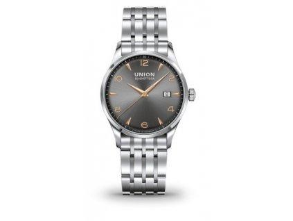 Union Glashütte hodinky D005.407.11.087.01