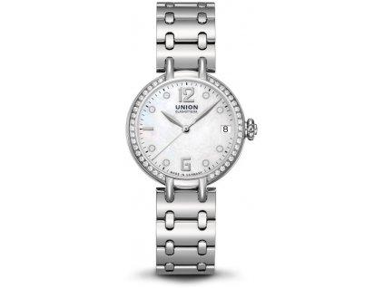 Union Glashütte hodinky D006.207.61.116.00