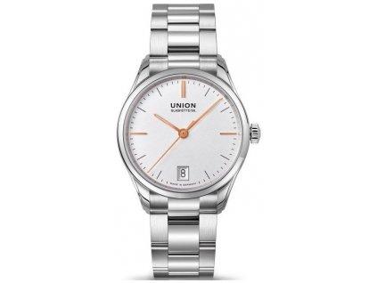 Union Glashütte hodinky D011.207.11.031.01