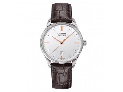 Union Glashütte hodinky D011.407.16.031.01