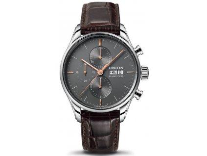 Union Glashütte hodinky D011.414.16.081.01