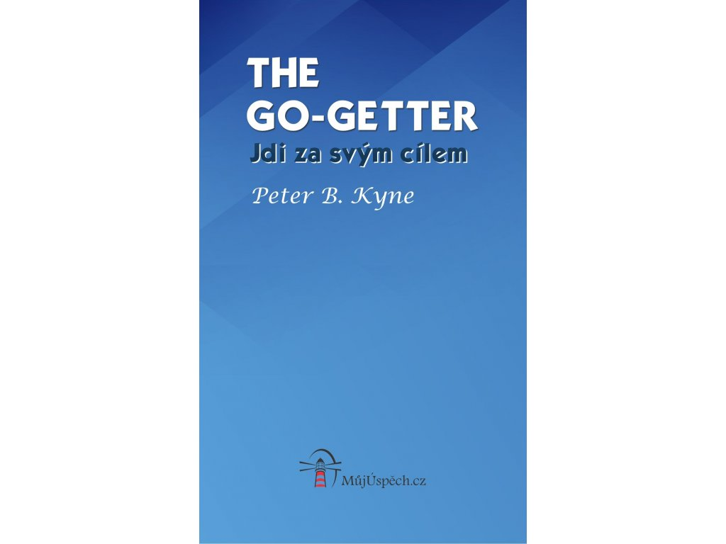 The Go Getter front