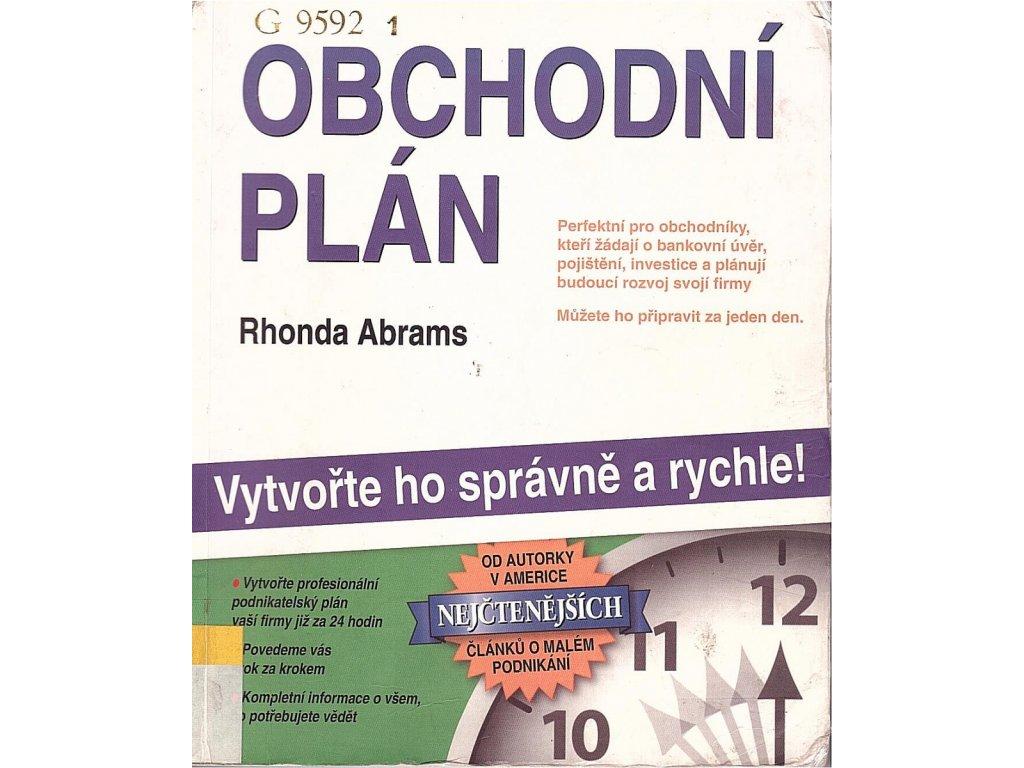 obchodni plan
