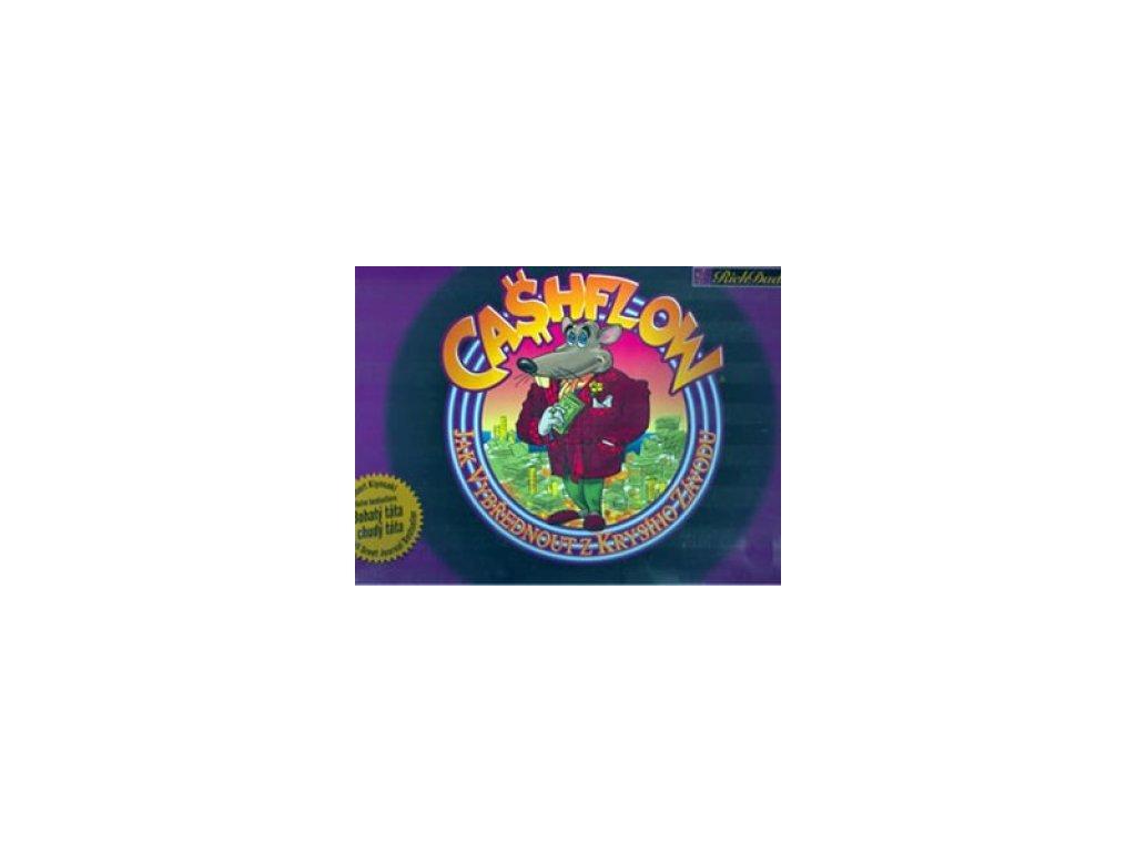 Cashflow 101 - stolní hra - Robert T. Kiyosaki