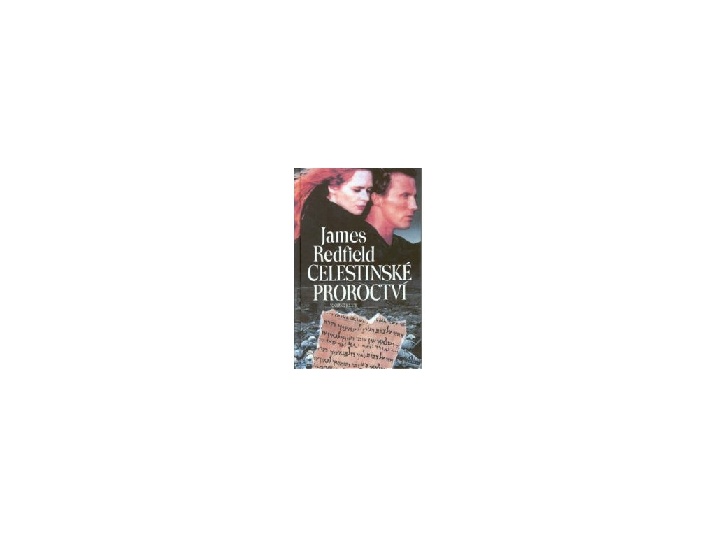Celestinské proroctví kniha James Redfield