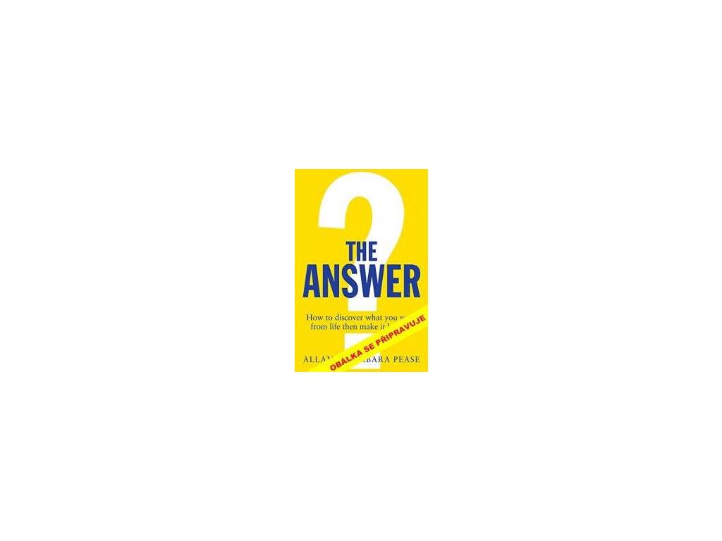 Odpověď - Allan a Barbara Peasovi
