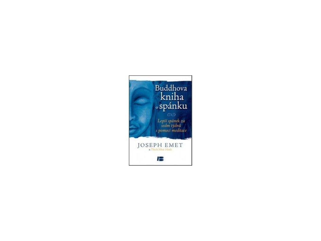 Buddhova kniha o spánku Joseph Emet