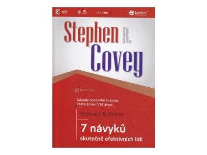 7 návyků skutečně efektivních lidí – Covey Stephen R., CD(mp3)