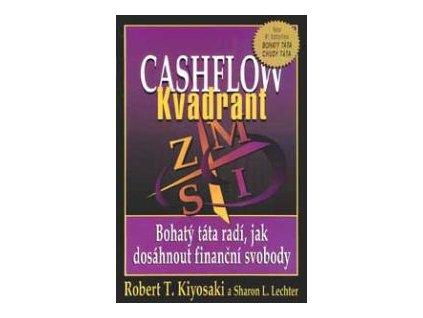 Cashflow Kvadrant Bohatý táta radí jak investovat (Kiyosaki Robert T.)