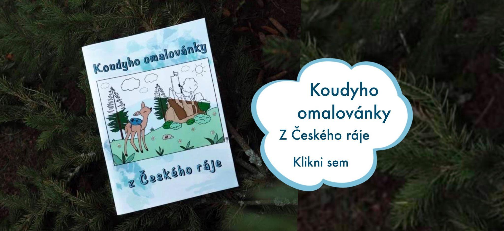 Koudyho Omalovánka z Českého ráje