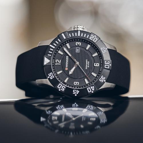 Seaforce - vodotěsné hodinky s quartzovým strojkem