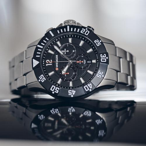 Seaforce Chrono - vodotěsné hodinky s chronografem