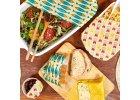 Obaly na potraviny (na svačinu, na oběd) - látkové, voskované, nerezové