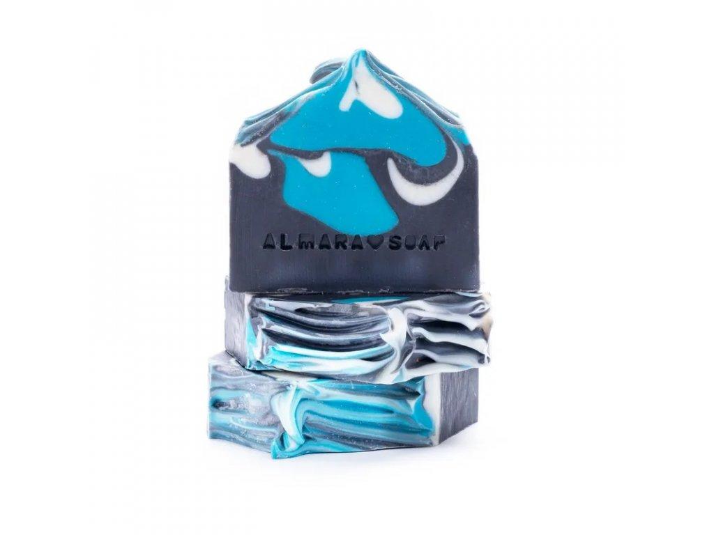 Designové ručně vyrobené mýdlo ALMARA SOAP MORNING SHOWER