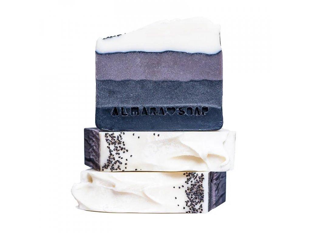 Designové ručně vyrobené mýdlo ALMARA SOAP PERFECT DAY