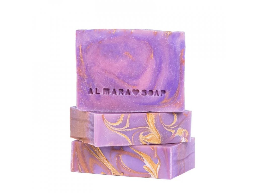 Designové ručně vyrobené mýdlo ALMARA SOAP MAGICKÁ AURA