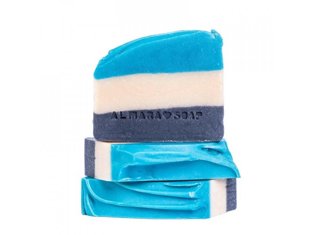 Designové ručně vyrobené mýdlo ALMARA SOAP GENTLEMEN´S CLUB