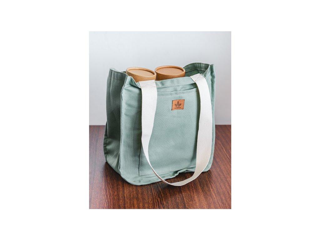Látková taška na bezobalový nákup GoodBAG