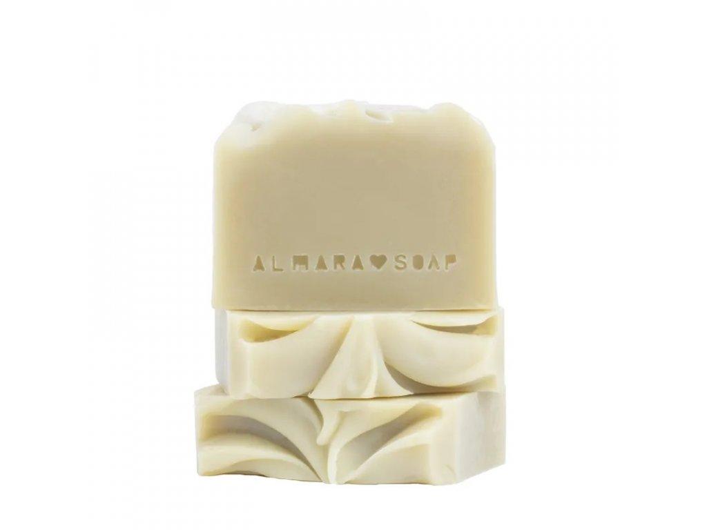 Přírodní ručně vyrobené mýdlo ALMARA SOAP ALOE VERA