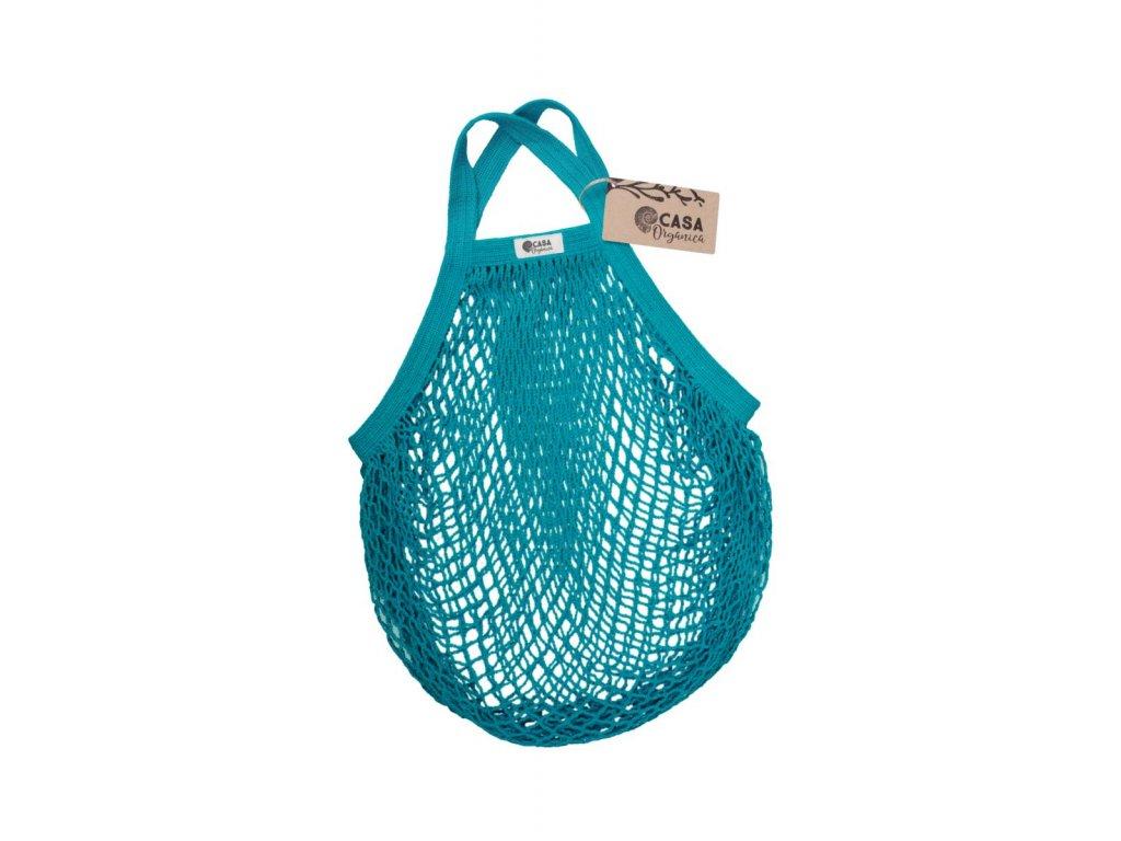 """Nákupní taška """"Síťovka"""" Casa Organica z biobavlny"""