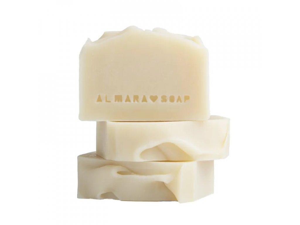 Přírodní ručně vyrobené mýdlo ALMARA SOAP KONOPÍ