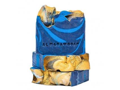 Designové ručně vyrobené mýdlo ALMARA SOAP BLUEBERRY JAM
