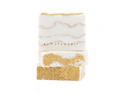 Designové ručně vyrobené mýdlo ALMARA SOAP FRESH LAUNDRY