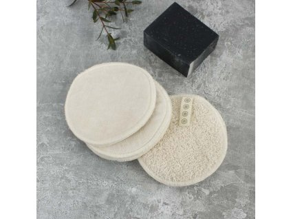 organic cotton facial pads pack of 5 (12)