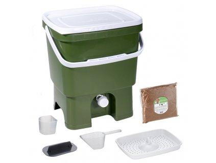 Domácí kompostér BOKASHI ORGANKO (SKAZA)