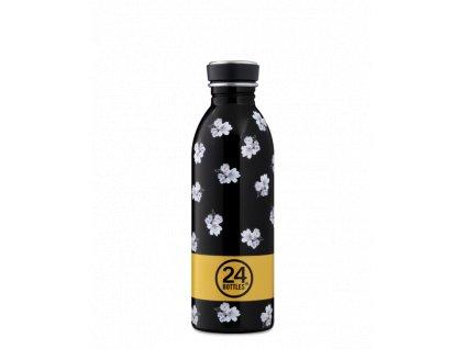 Láhev na pití 24Bottles BLOOM BOX 0,5l