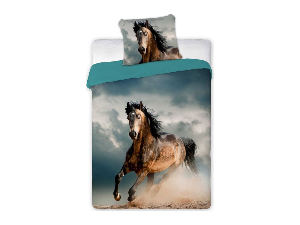 Faro Kůň v bouři 140x200, 70x90