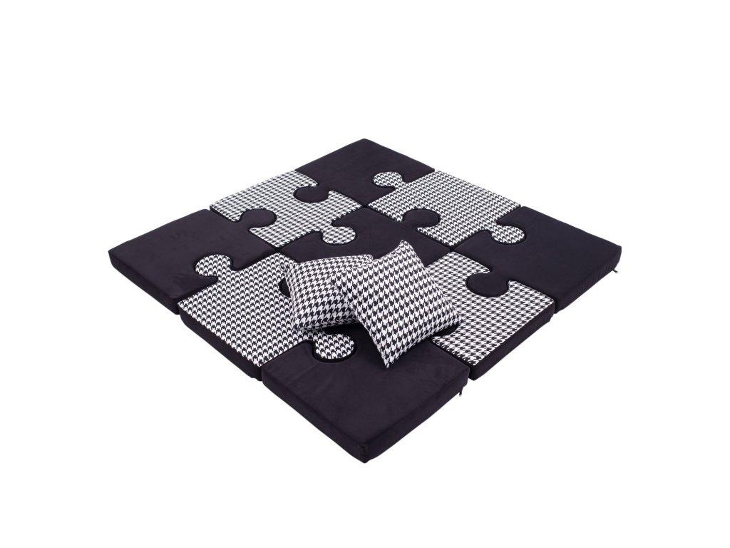 puzzle hrací podložka