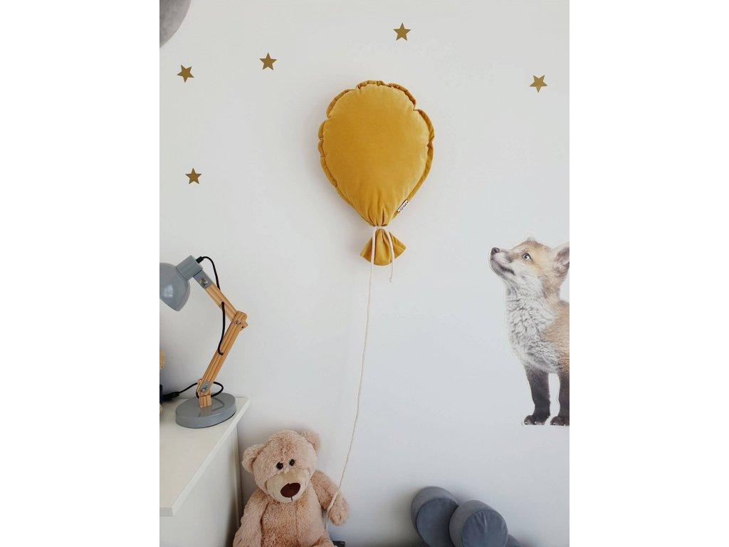 dekorace pro děti balónek