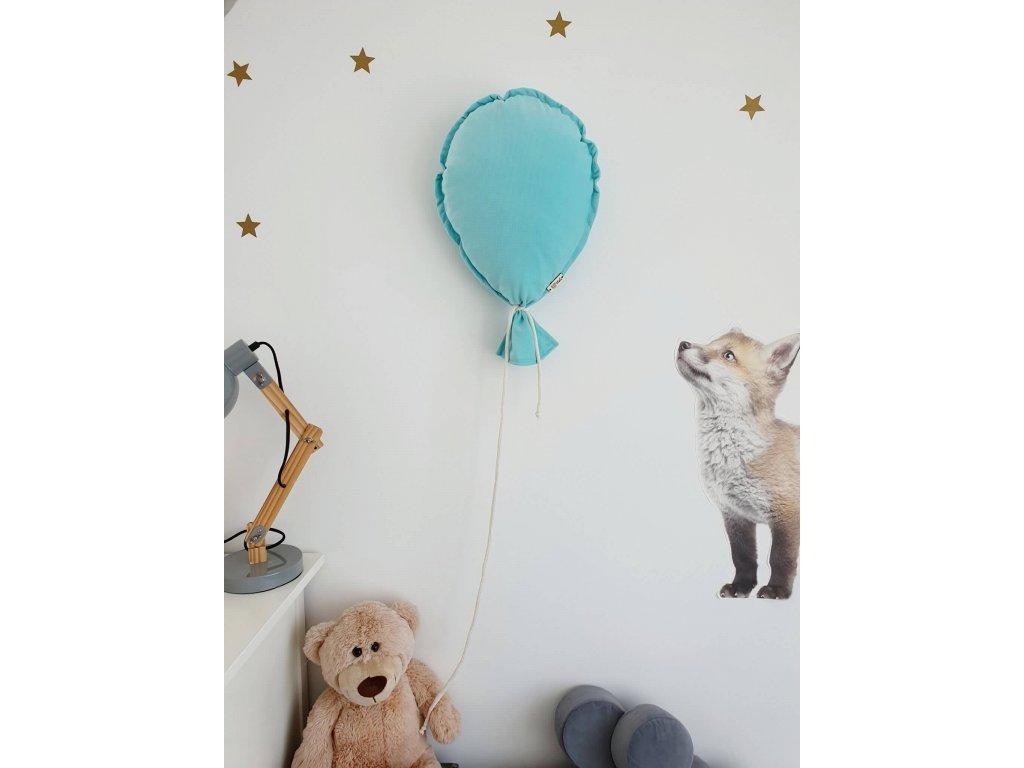 dětská dekorace balónek