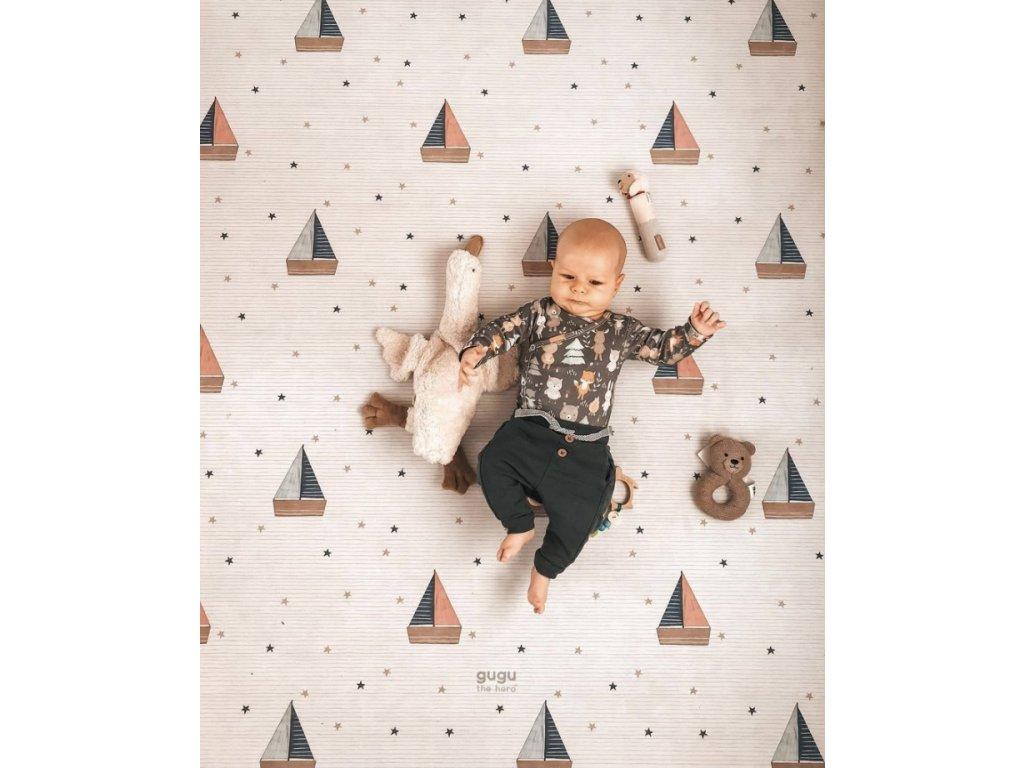 Hrací podložka pro miminko