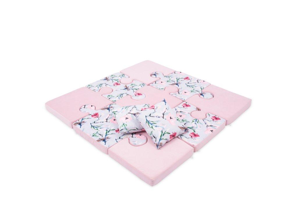 Mumma puzzle růžové