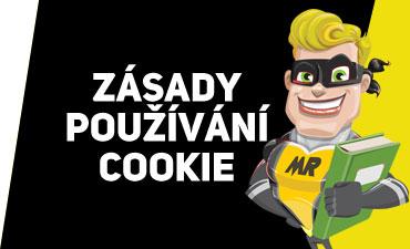 Zásady používání souborů cookie