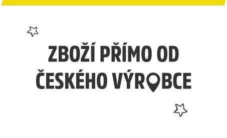 Zboží přímo od českého výrobce