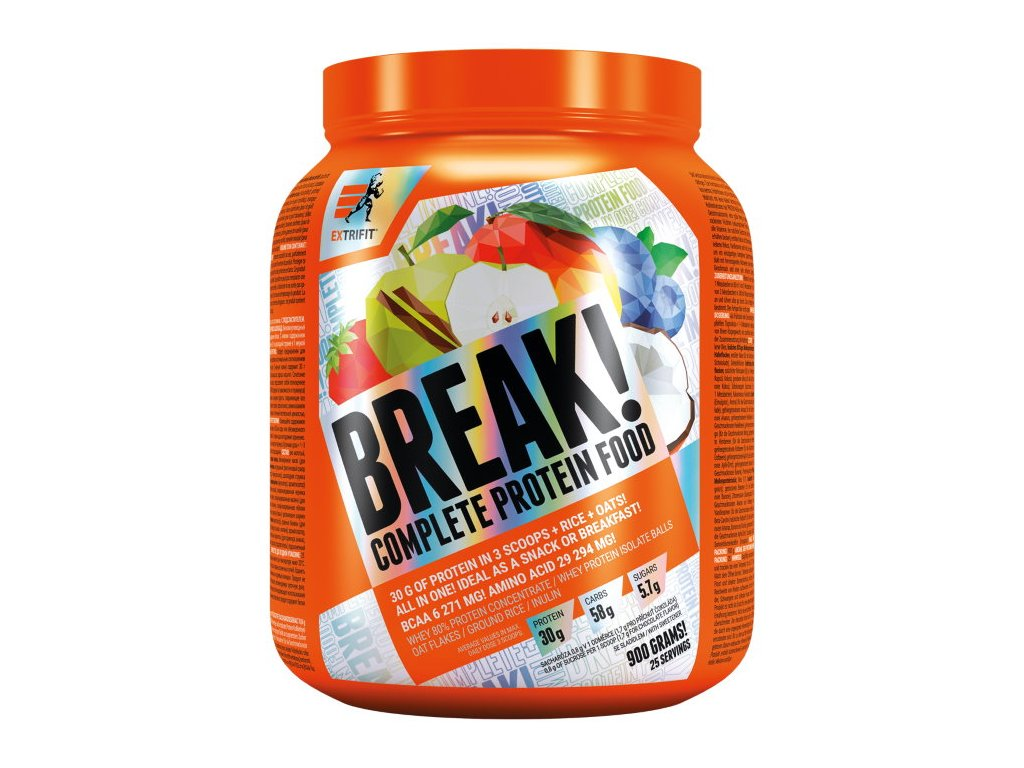 Extrifit Protein Break! 900g